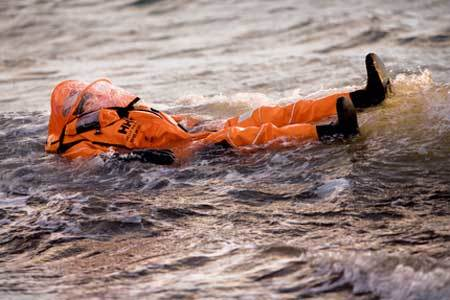 Helly Hansen SeaAir offshoredrakt. Foto: Morten Brakestad