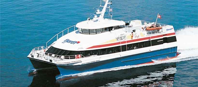 MS «Grip» skal hete MS «Polar Baikal»