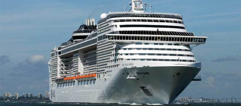 STX Europe and MSC Cruise have signed a letter of intent ...