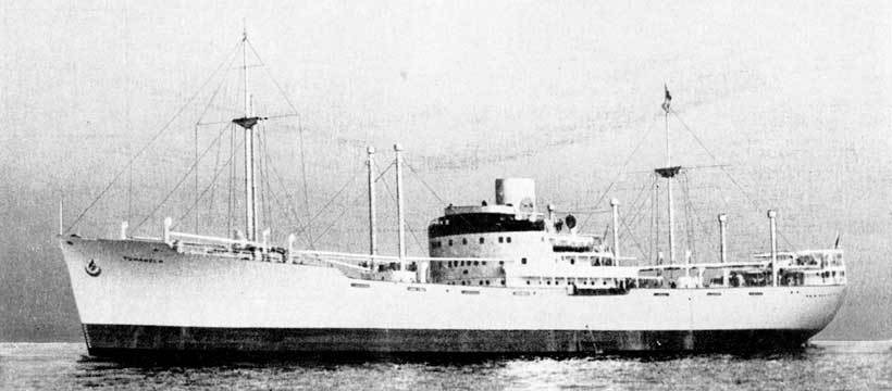 """M/S """"Tunaholm"""""""