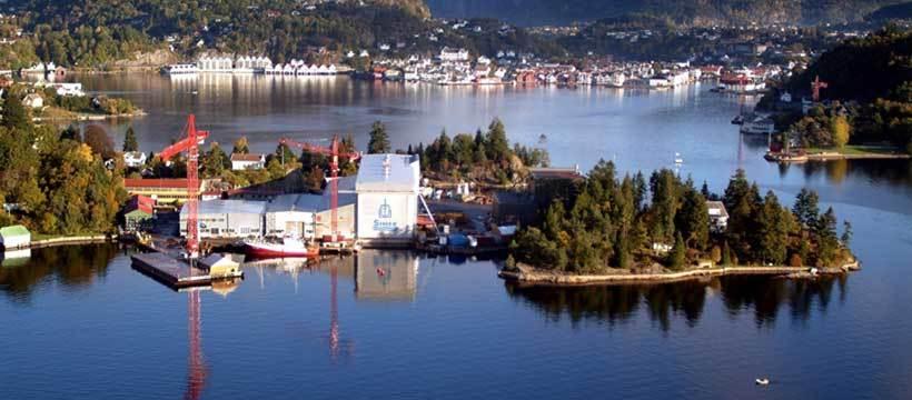 Verftet Simek i Flekkefjord har meldt oppbud
