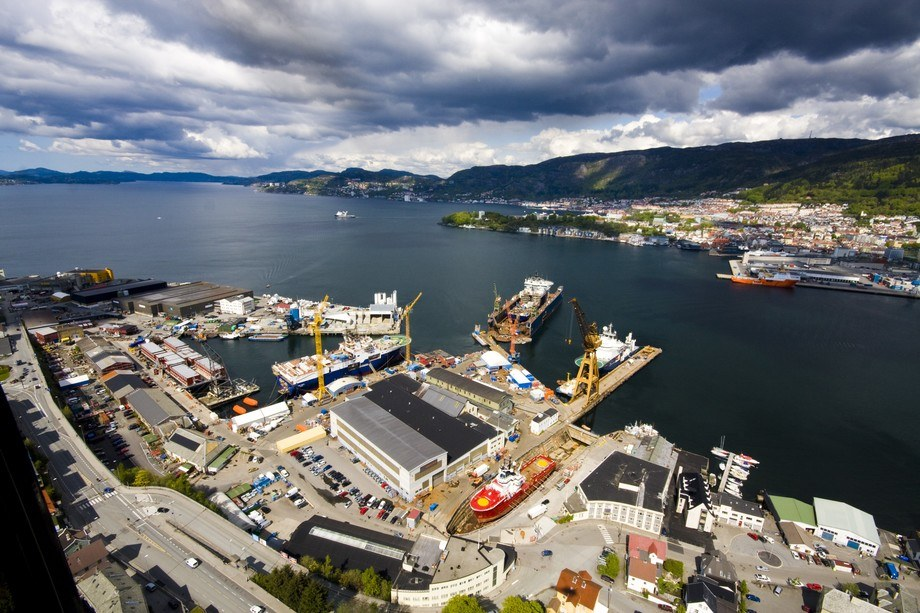 Bergen Group BMV. Foto: Bergen Group