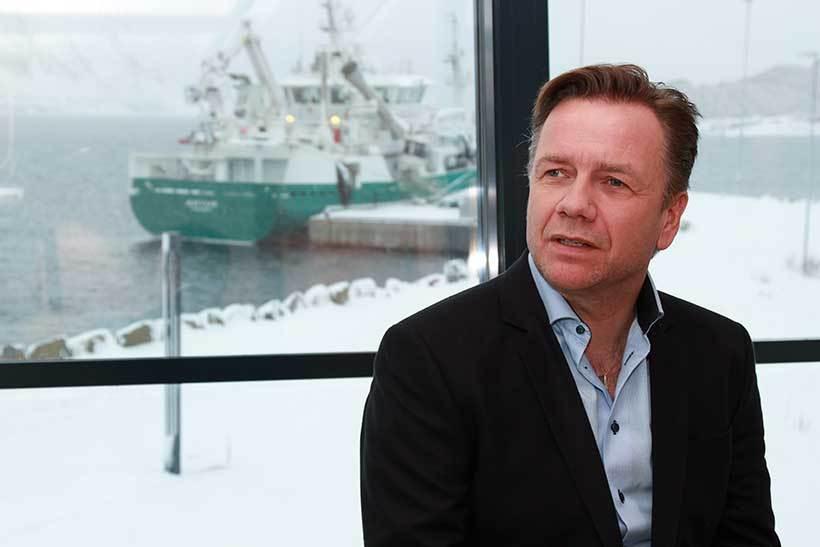 Administrerende direktør i Havyard Group AS, Geir Johan Bakke. Foto: Havyard Group