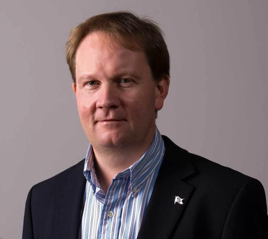 Lars Peder Solstad administrerende direktør i SolstadFarstad Foto: Rederiforbundet