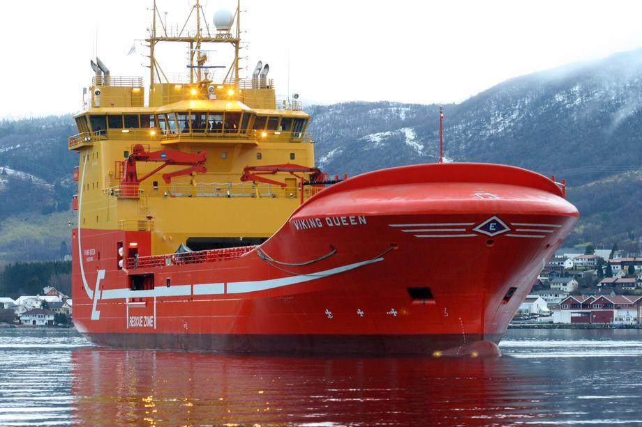 «Viking Queen» er tildelt kontrakt med Equinor
