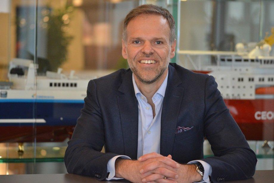 Tore Ulstein savner en industripolitisk debatt i Norge. Foto: Skipsrevyen.