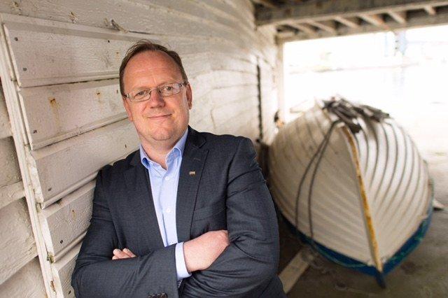 Alf Tore Sørheim, underdirektør beredskap og inspeksjon, Sjøfartsdirektoratet. Foto: Sjøfartsdirektoratet