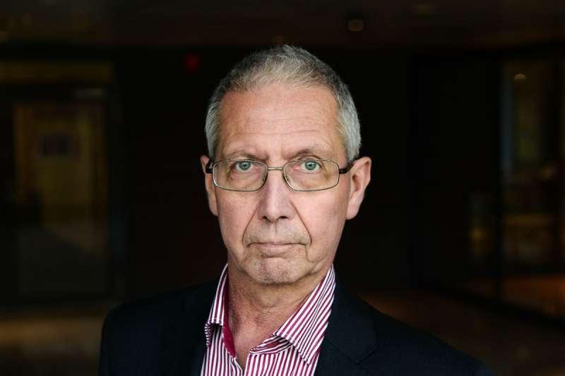 Vegdirektør Terje Moe Gustavsen. Foto: Knut Opeide