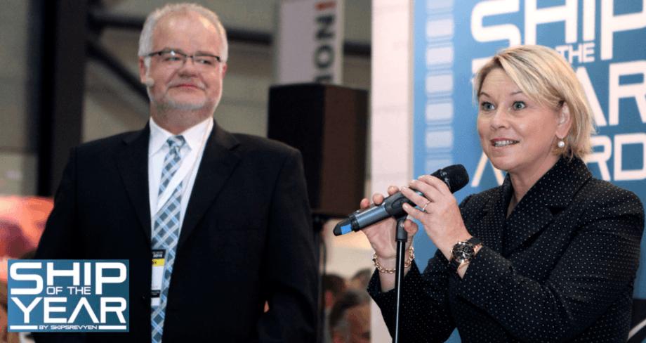 Næringsminister Monica Mæland vil stå for utdelningen også i 2017.