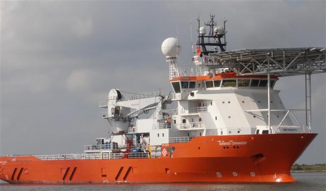 SolstadFarstads Norman Commander skal de neste fem årene operere i Argentina