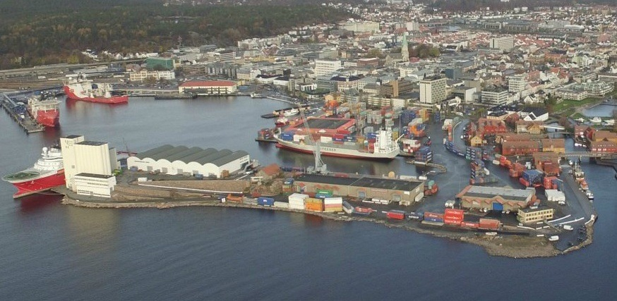 Foto: Kristiansand Havn