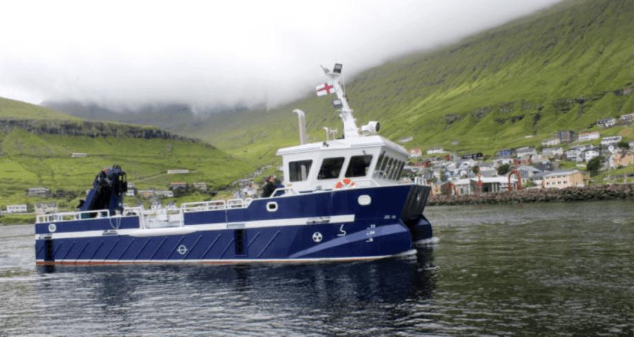 Slik skal det nye fartøyet til Hiddenfjord se ut når det er ferdigstilt til sommeren. Foto: KJ Hydraulik.
