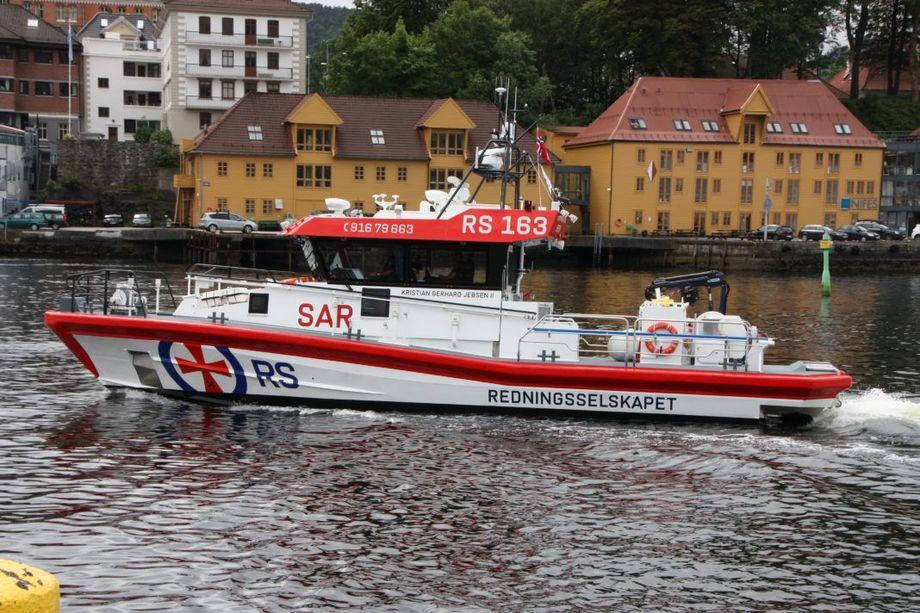 RS 163 «Kristian Gerhard Jebsen II». Foto: Vibeke Blich