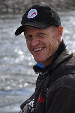 Erik Sterud. Foto: Norske Lakseelver