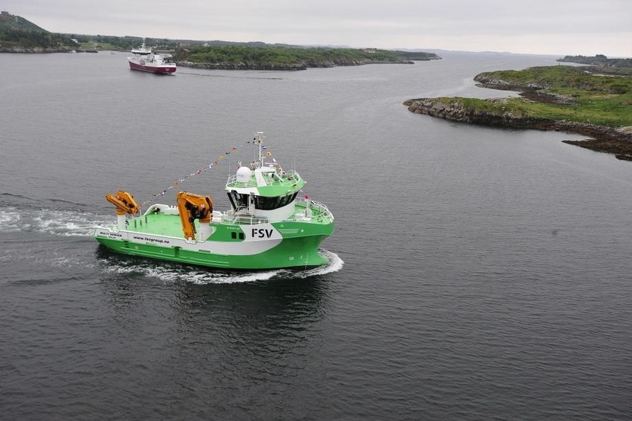 Multi Server, FSV Group, båt, fartøy