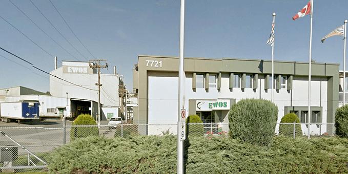 Ewos Canada, fabrikk