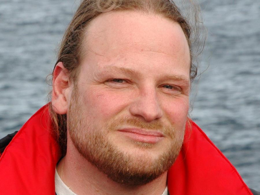 Kurt Johan Svendsen. Foto: Kari Johanna Tveit.