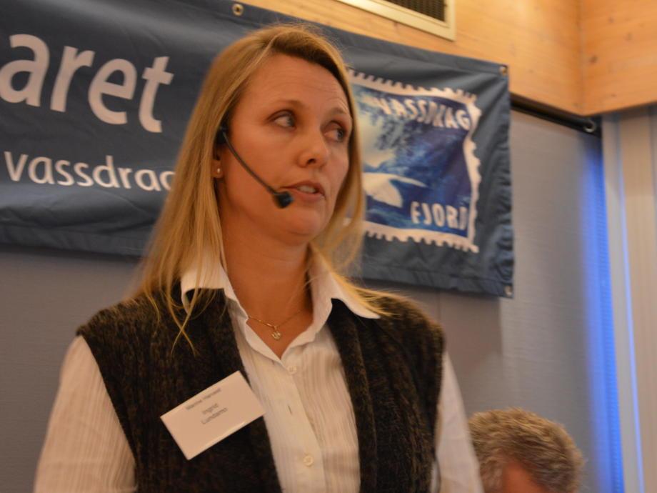Ingrid Lundamo Marine Harvest