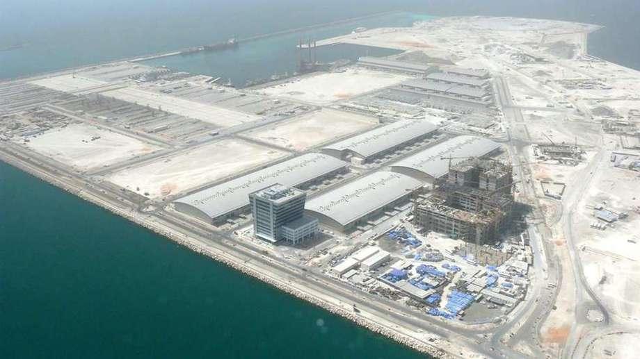 Dubai maritime city, lakserøkeri, emiratene