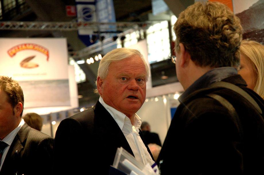 Frontlineeier John Fredriksen møte IMO-krav med å skape en ny drivstoffallianse. Arkivfoto: Pål Mugaas Jensen