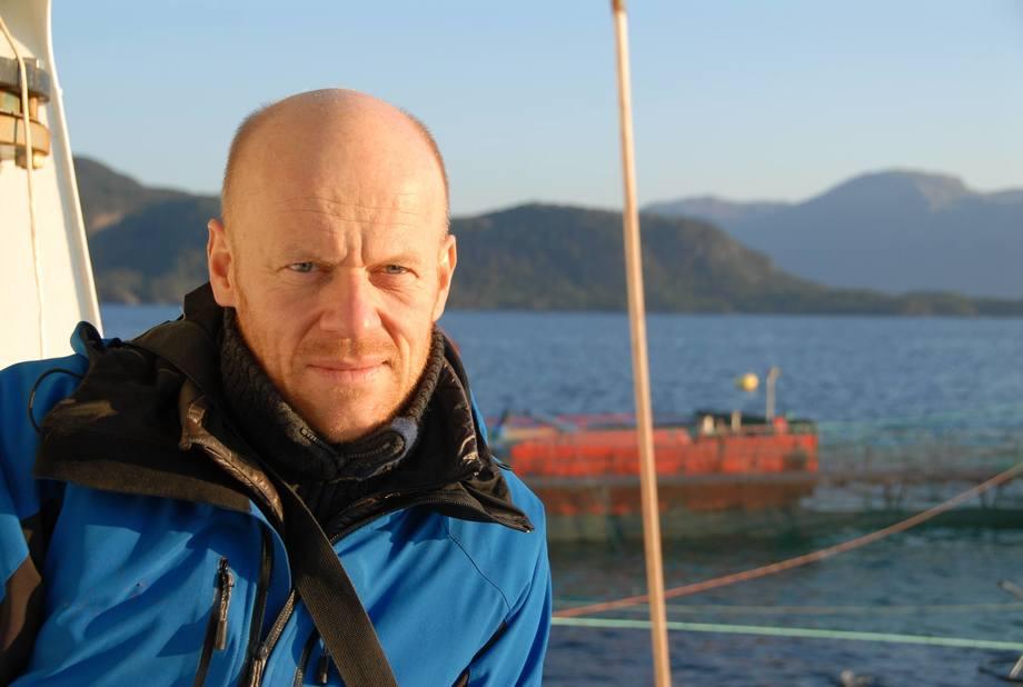 Ketil Rykhus fra Sjømat Norge mener arbeidet med å evaluere tiltak og systematisere arbeidet må løftes høyere opp. Foto: Jon Arne Grøttum.