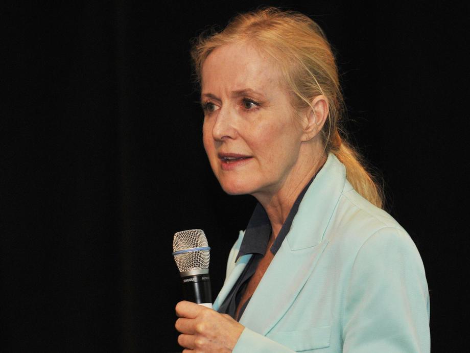 Karin Pittman, professor, Universitet i  Bergen.