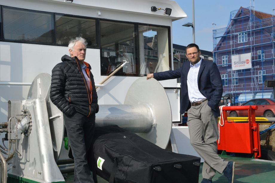 Rolv Haugarvoll og Erlend Haugarvoll 2015