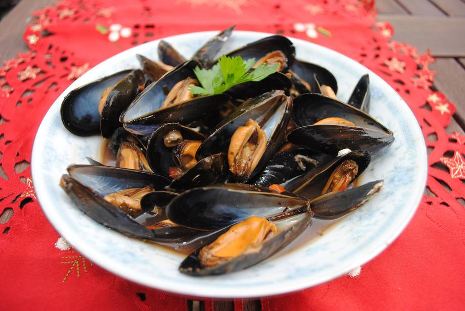 Mussel farming has virtually no negative environmental impact, and the shellfish clean up the sea.