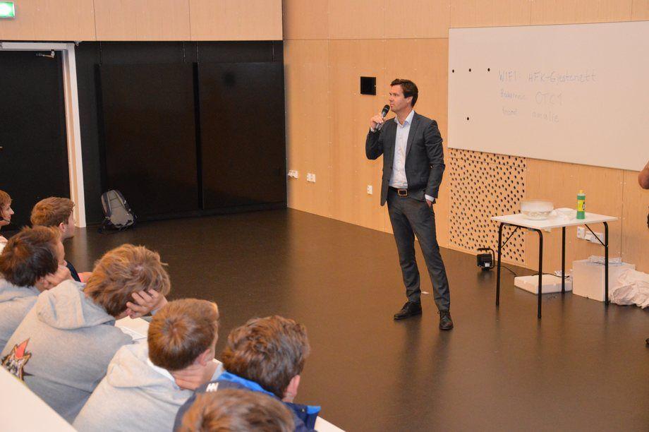 Henning Beltestad, Ocean talent Camp