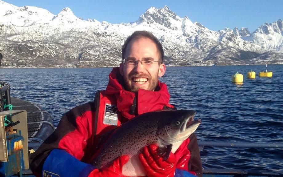 Lasse Kristiansen, Youngfish. Foto: privat.