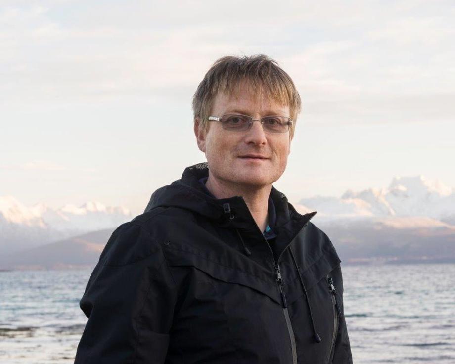 Administrerende Direktør. Inge Berg Nordlaks. Foto Nordlaks.
