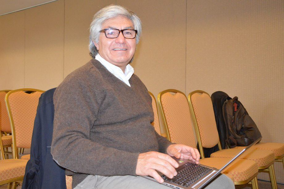 Arturo Clément, presidente de SalmonChile.