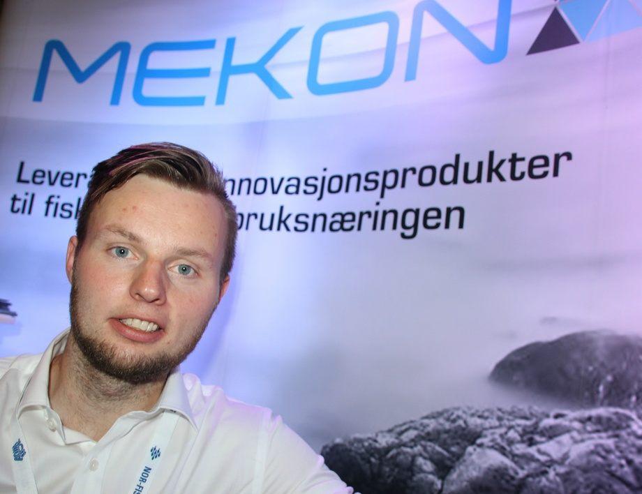 Gründer og daglig leder Ivar Sandneseng har allerede hanket inn en rekke næringslivspriser. Foto: Torkil Marsdal Hanssen