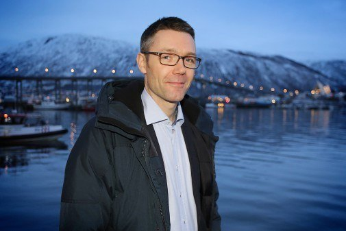 Geir Håvard Hansen. Foto: Norges Sjømatråd.