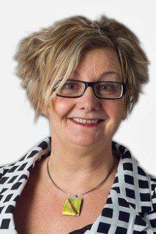 Marit Rein, fungerende kommunikasjonsdirektør. Foto: Norges Sjømatråd
