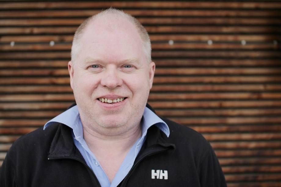 Frank Nilsen fra Sea Lice Research Centre i Bergen.