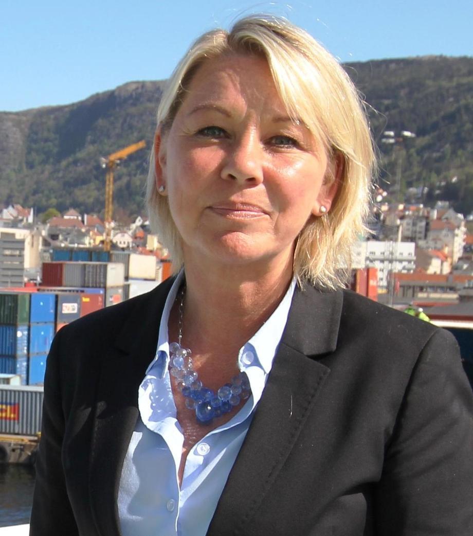 Næringsminister Monica Mæland (H). Foto: Nærings- og fiskeridepartementet
