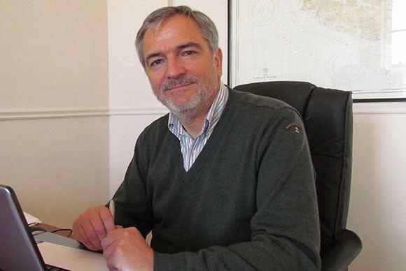 Drago Covacich, presidente de la Asociación de Productores de Salmón y Trucha de Magallanes.