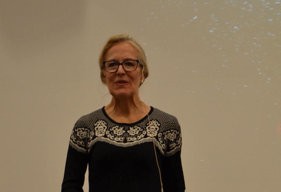 Karin Pittman. Foto: Linn Therese Skår Hosteland