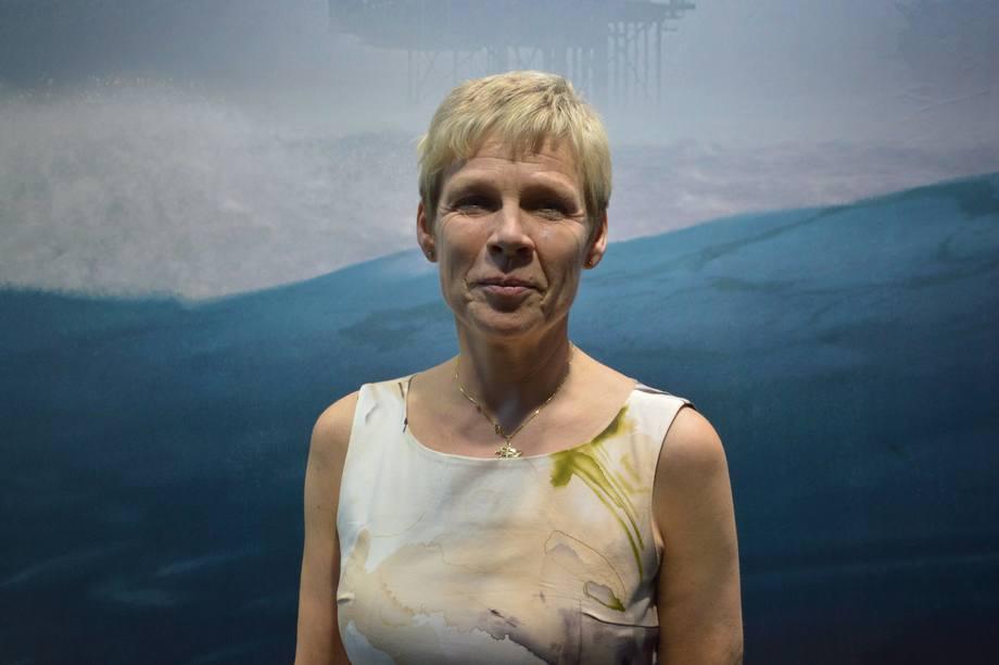 Fiskeridirektør Liv Holmefjord. Foto: Therese Soltveit.