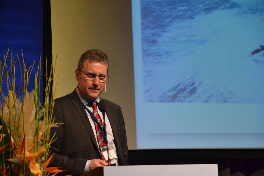 CEO i Grieg Seafood, Andreas Kvarme