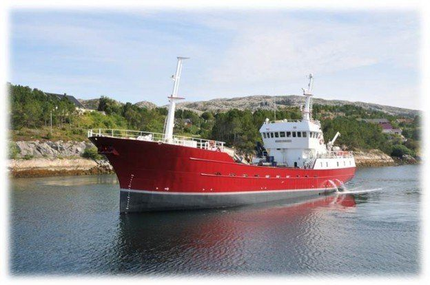 Norsk Fisketransport har solgt sin eldste brønnbåt Rune Viking. Samtidig bygger de en ny og moderne.