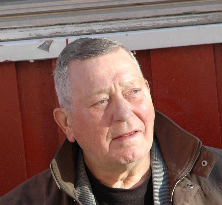 Hans Petter Meland. Arkivfoto.