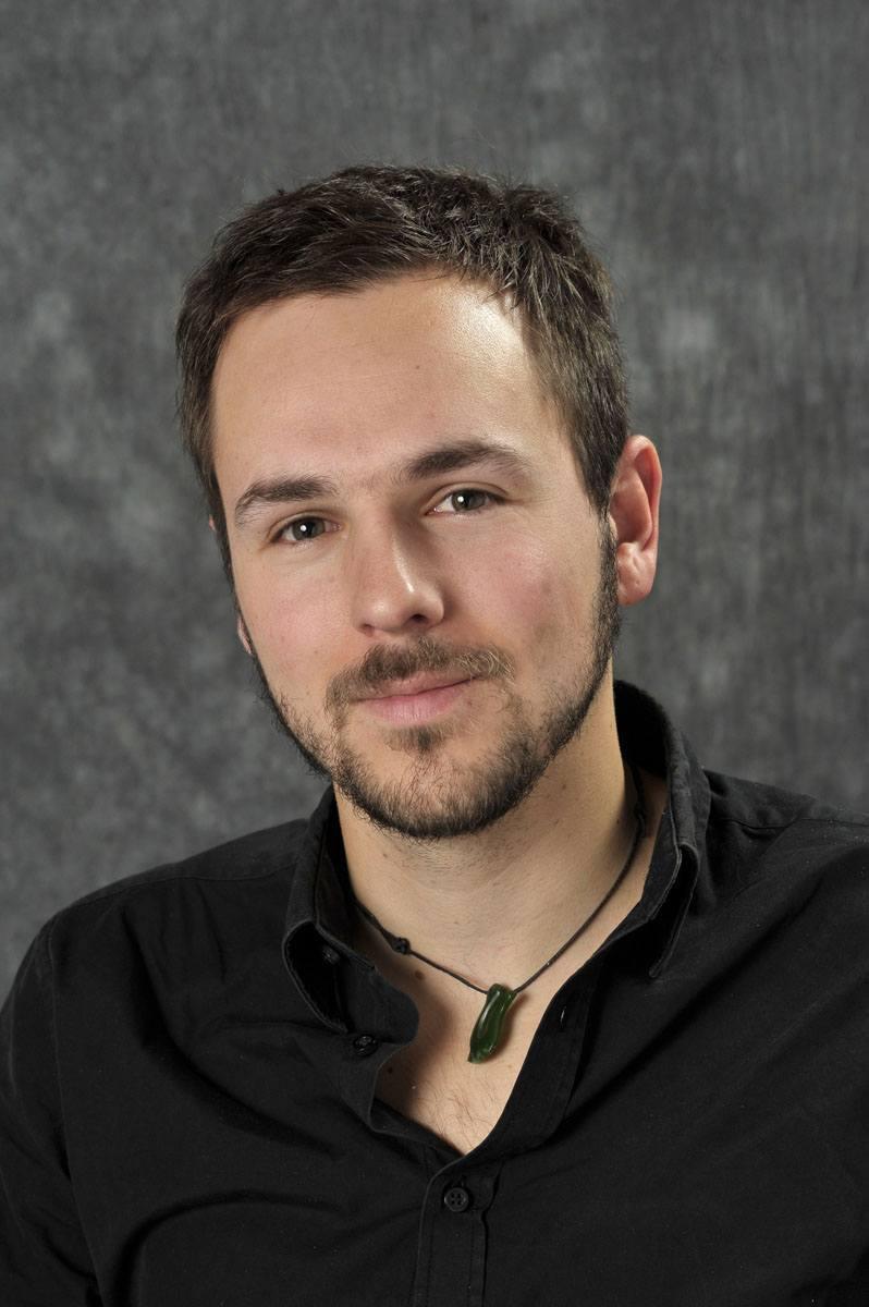 Martin Lee Mueller. Foto UiO.
