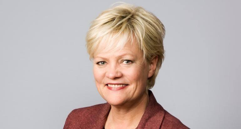 Kristin Halvorsen er leder for Bioteknologirådet. Foto: Bioteknologirådet.