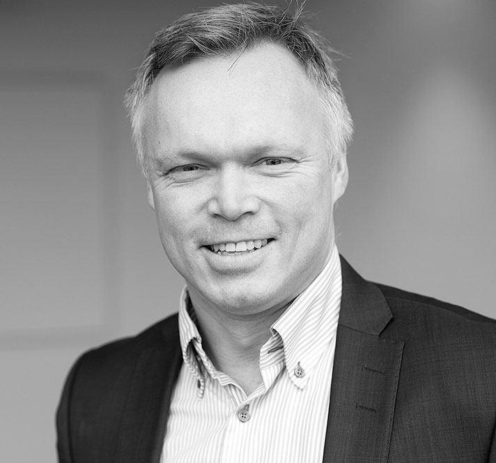Finansdirektør Trond Tuvstein har valgt å trekke seg fra sin stilling i Salmar. Foto: Salmar