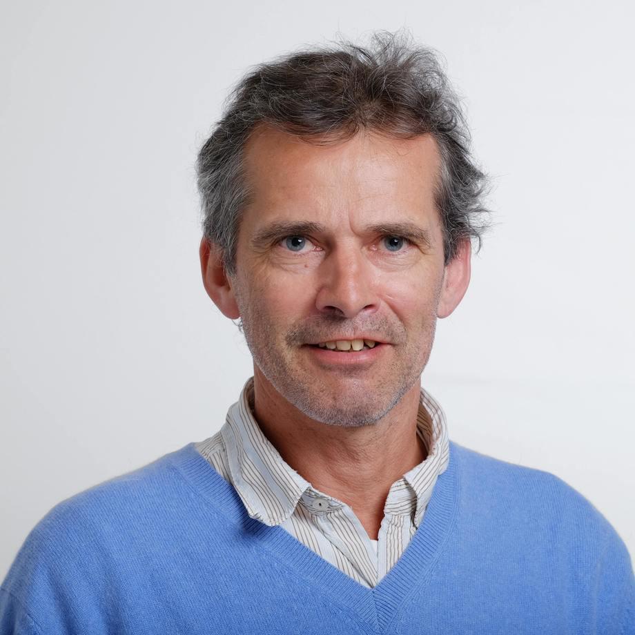 Forsker Peder A Jansen. Foto: Veterinærinstituttet.