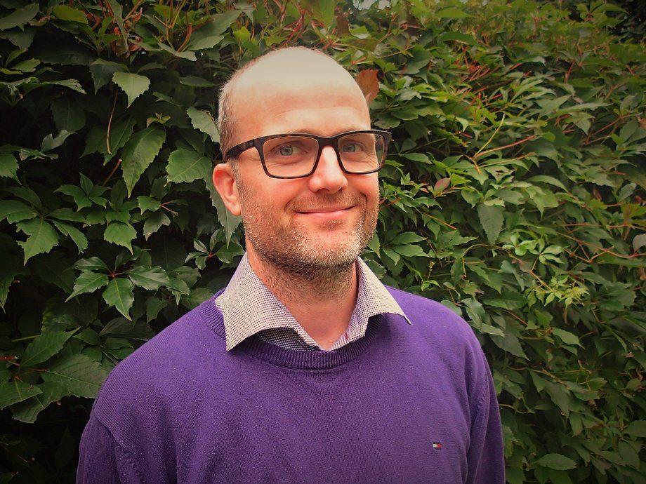 Stian Mørch Aaen disputerer 9. september 2016 for graden ph.d. ved NMBU Veterinærhøgskolen. Foto: Eirin Nygård.
