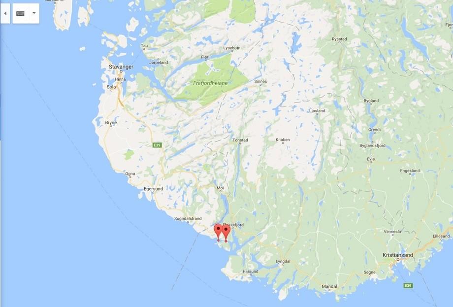Marine Harvest-lokalitetene i Napp og Skipningsdalen i Hidrasund ved Flekkefjord er avlust for første gang på 6 år.