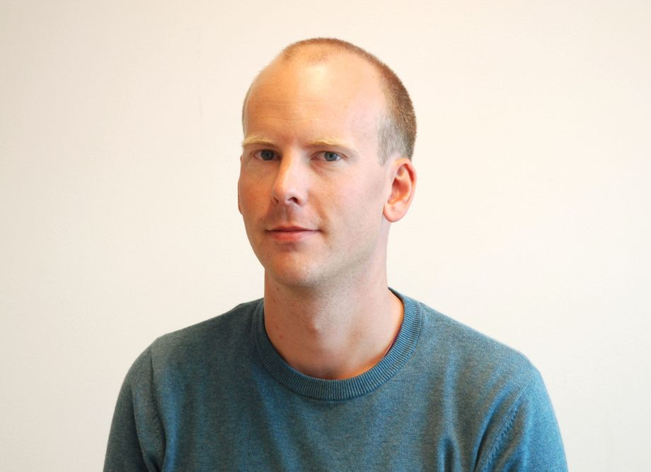 Anders Karlsson-Drangsholt er seniorrådgiver havbruk i Bellona. Foto: Bellona.